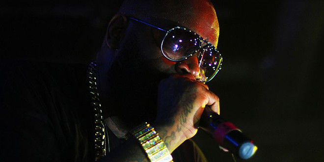 Rick Ross Miami Heat Face Tattoo Makes The News