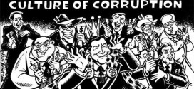 Government Corruption Has Become Rampant