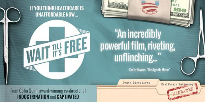 If You Think Healthcare Is Unaffordable Now… Wait Till It's Free interview Colin Gunn