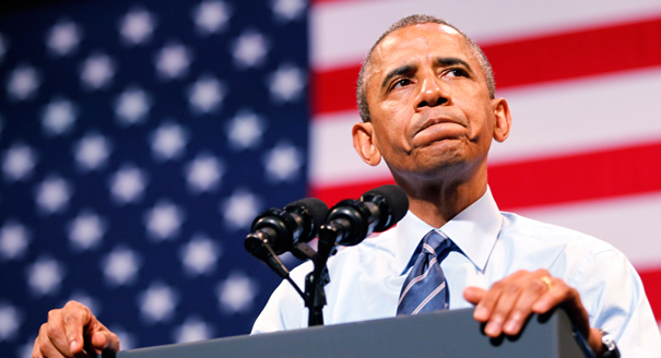 Obama Warns of Anti-One World Government Sentiment