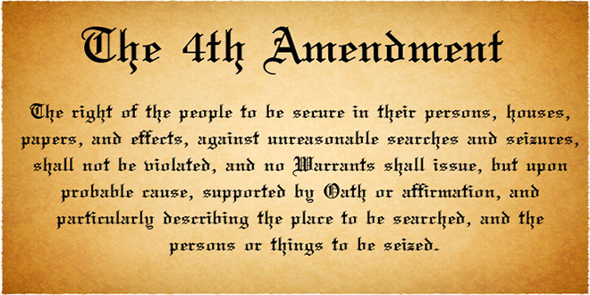 FRESNO CA. WILL CANCEL YOUR 4TH AMENDMENT RIGHTS ON JUNE 29, 2015