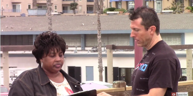 Video: Obama Supporters Sign Petition for U.S. Nuclear Strike Against China