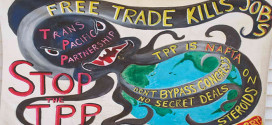 The Trans Pacific Partnership Is One World Government Usurping American Sovereignty