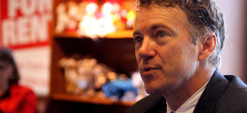 U.S. White House hopeful Paul backs 14.5 percent federal flat tax