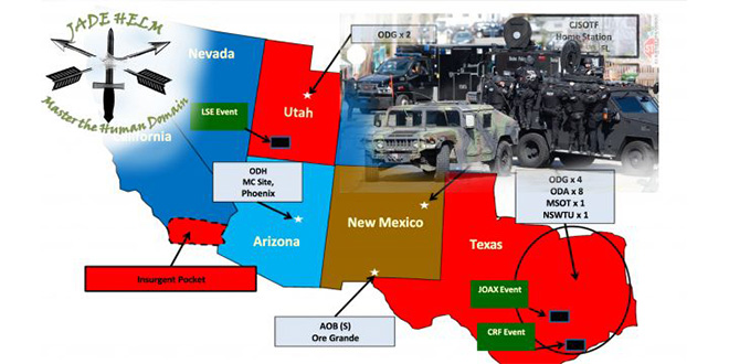 Texans organize 'Operation Counter Jade Helm' to keep an eye on the federal troops