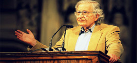 Noam Chomsky Refuses To Take A Stand Regarding The Lies Of 9/11