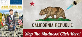 Recall Of Corrupt CA State Senator Richard Pan Over Forced Vaccinations Ready For Signatures