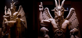 Satanic Temple sets sights on Arkansas as possible location for nine-foot monument that cost more than $100,000 to construct