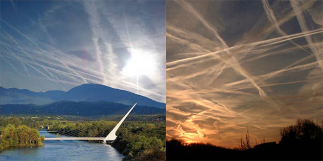 Major Northern California Event Will Expose Global Climate Engineering