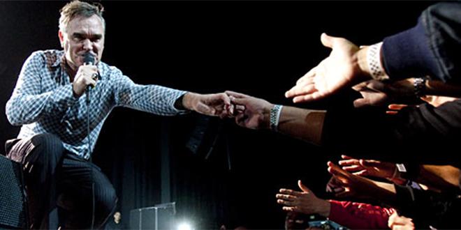 TSA Date Rapes Singer Morrissey At SFO