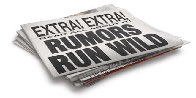 The Many September Rumors