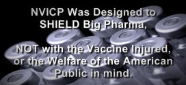 Vaccine Injury Compensation Program – Research Links Vaccines to Autism interview Ginger Taylor