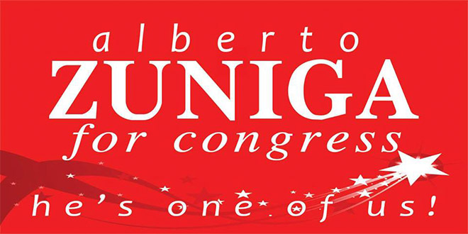 Calling Out The Establishment interview Alberto Zuniga Running For Congress CA22