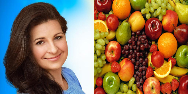 Launch Of The Fruitarian On The Talk Network interview Jessica Sentman