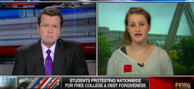 Video: Student Demands Free College and Tax Rate of 90%