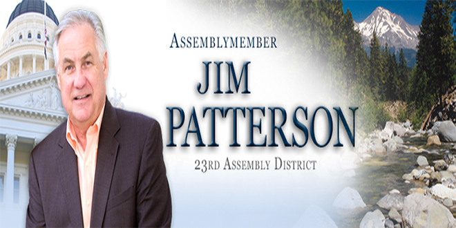 CA Assembly Member Jim Patterson: Our System Is Infected By A Globalist Mentality Ending In Totalitarianism