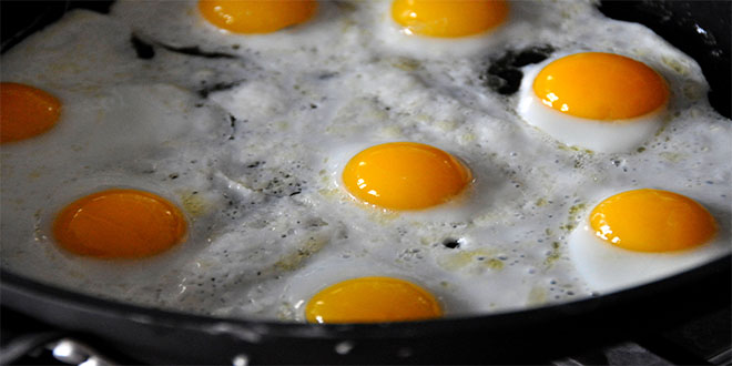 Government Creates Confusion about Eggs