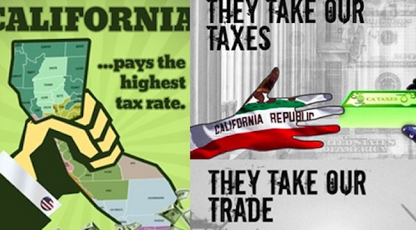 A TALE OF TWO CALIFORNIAS