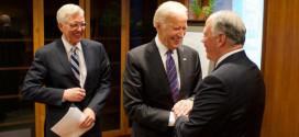 Salt Lake City Shuts Down for Joe Biden…