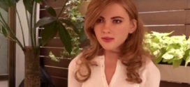 "Creepy: Scarlet Johansson ""Robot"" Look-alike…"