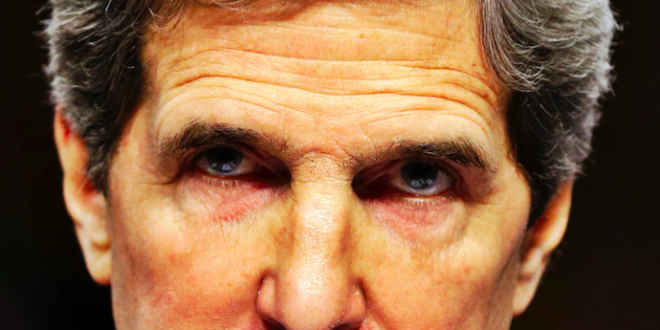 U.S. Secretary Of State John Kerry Implies We Live Under World Government In 'Borderless World'