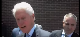 Bill Clinton Confronted About His Illegitimate Son Danny Williams at Fresno State