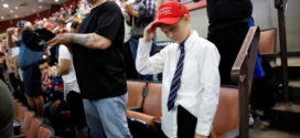 9-Year Old Boy Banned from Wearing Trump Hat at Fresno, CA School?