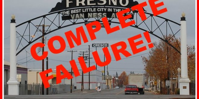 Can It Get Any Worse In Fresno California?