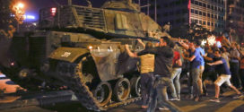 Military Coup In Turkey 'Fails'