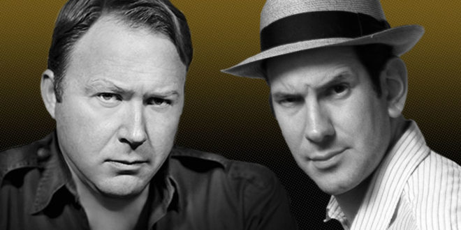 Alex Jones & Matt Drudge Ask Hillary Clinton To Please Stop Killing People