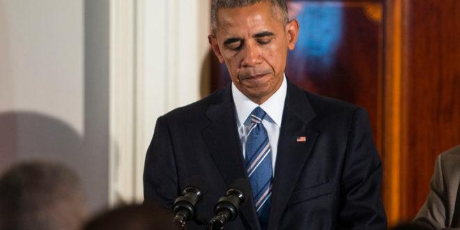 Congress Votes to Override Obama Veto on 9/11 Victims Bill