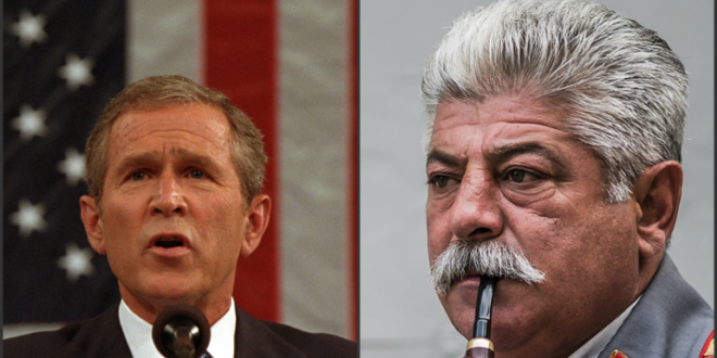 Millennials Were Asked Whether Bush or Stalin Killed More People