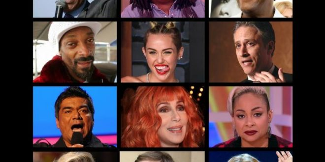 Celebs Who Said They'd Leave Country If Trump Won